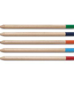 matite in legno colorate