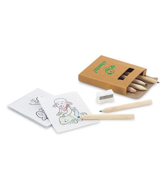 gadget promozionali per bambin ecologici