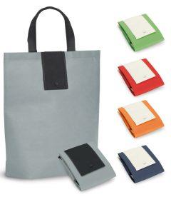 shopper in tnt richiudibile 100% riciclabile