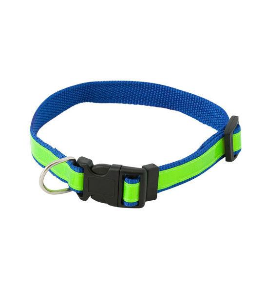 collare per cani ad alta visibilità