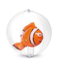 palla trasparente gonfiabile