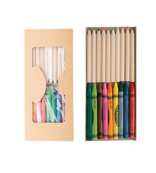 set colori bambini