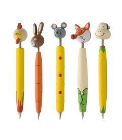 penne in legno divertenti