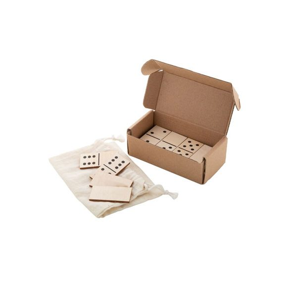 domino in legno