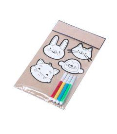 stickers da colorare