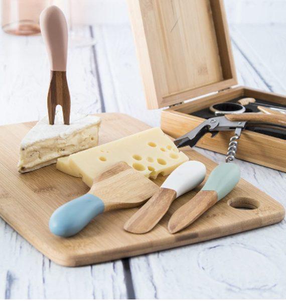 coltelli in bambù