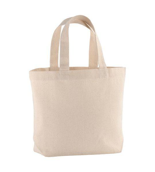 shopper in cotone 100% ecologica