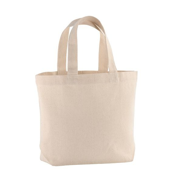 shopper in cotone 100% ecologica