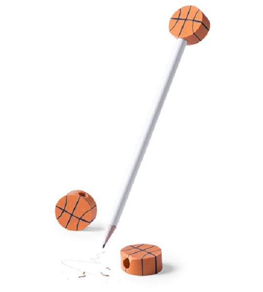 matita spiritosa sportiva