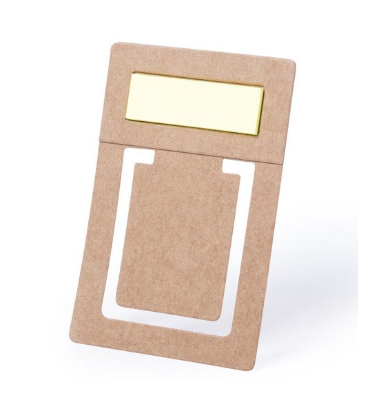 segnalibro in cartone riciclato