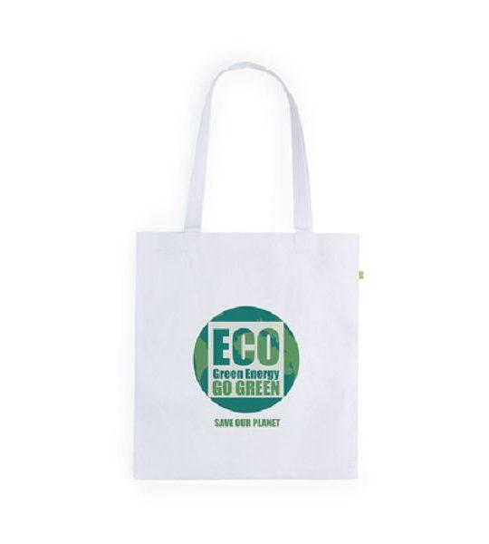 borsa ecologica fibra bambù