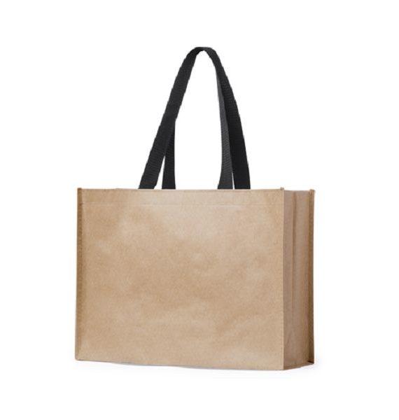 shopper in carta ecologica
