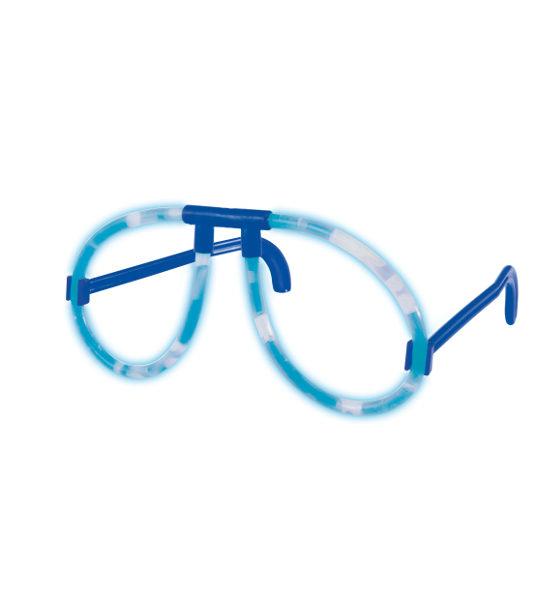 occhiali luminosi per feste
