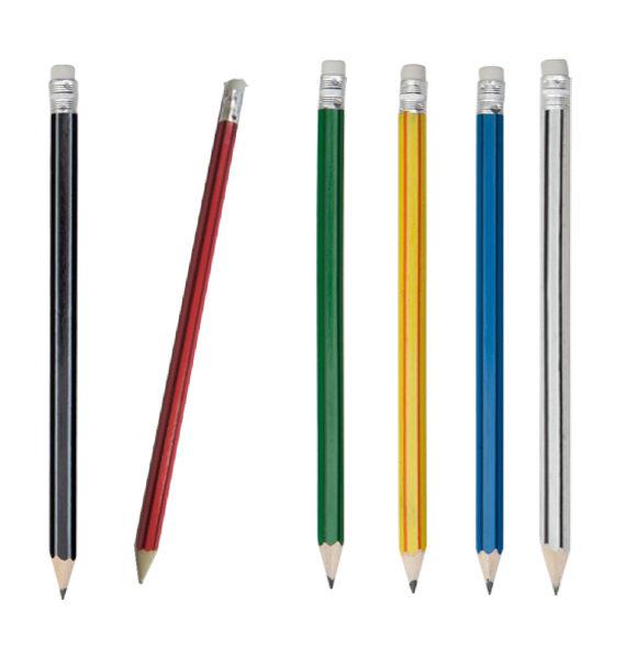 matita vintage inlegno