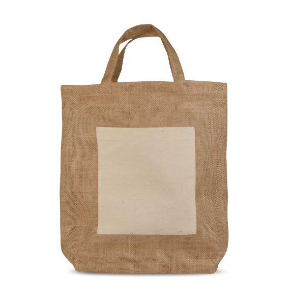 borsa shopping ecologica in juta