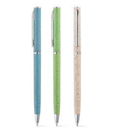 penna ecologica in fibra di grano