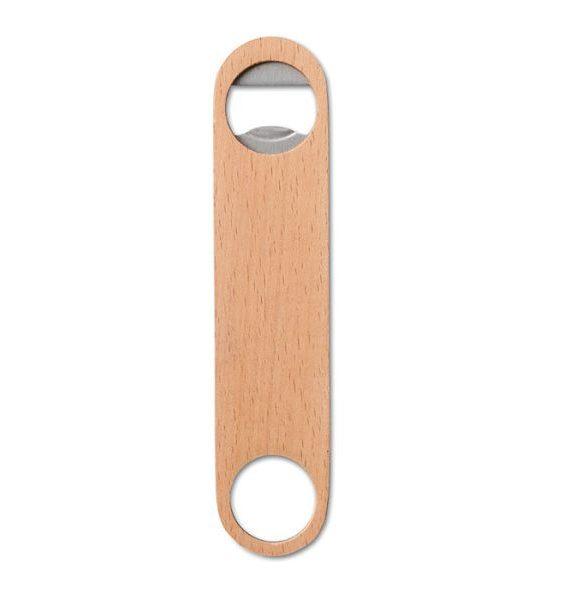 apribottiglia in legno