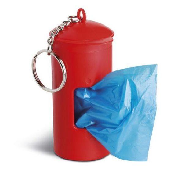 distributore sacchetti igienici
