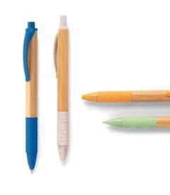 penna in bambu e fibra di grano