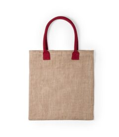 shopper in juta cotone ecologica